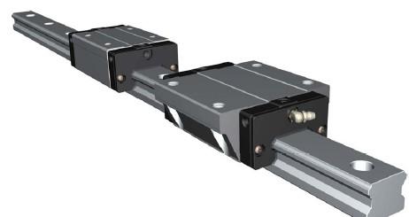 银泰AMT直线导轨滑块、滚珠丝杆,直线运动模组