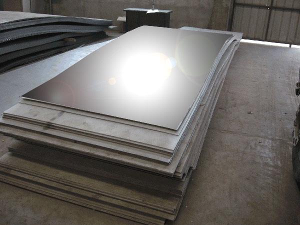 进口304不锈钢镜面板,环保不锈钢板材
