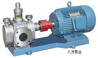 供应YCB圆弧齿轮泵、圆弧泵、齿轮油泵、高温齿