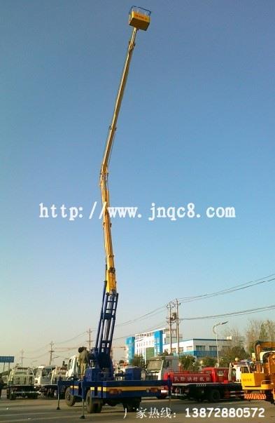 20-24米高空作业车现货供应,东风天锦高空作业车(厂家电话:1