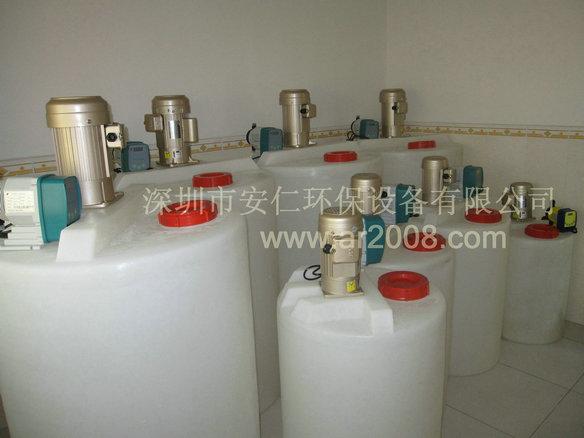 一体化自动加药设备 泳池水处理设备 酸碱加药设备