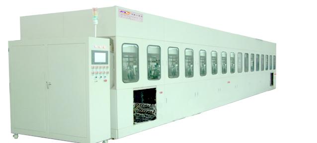 ATW-8126T全自动汽车零件超声波清洗机