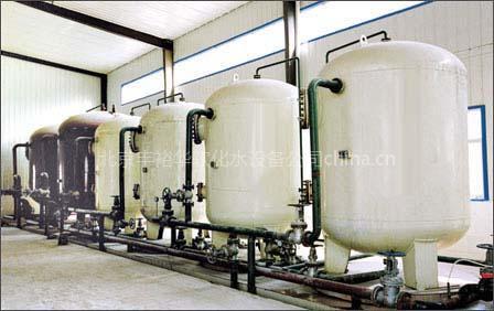 发电厂大型水处理设备
