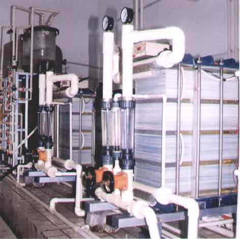供应医药行业电渗析设备