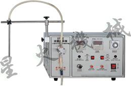 哈尔滨食用油灌装机/半自动液体灌装机/哈尔滨灌装机