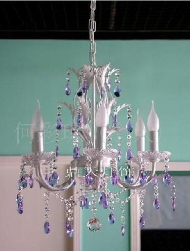 家居照明 欧式吊灯 餐厅水晶吊灯 DT-6A011