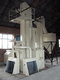 颗粒饲料加工成套机组  养殖设备