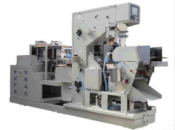 全自动称量挂面纸包装机