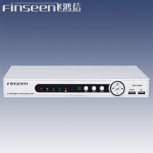 经济型4路网络硬盘录像机FS-8204