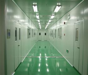 GMP厂房空调净化