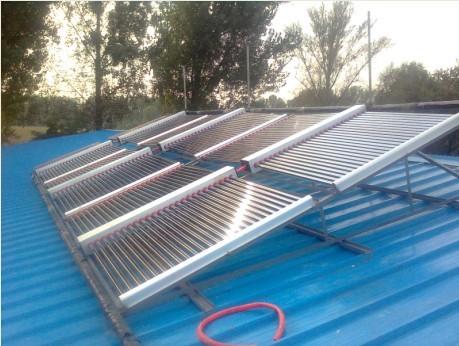 北京太阳能热水工程安装报价