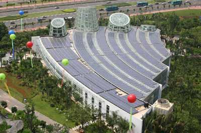 太阳能商务供电