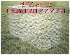 铅丝石笼网六角石笼网生态石笼网绿格石笼网