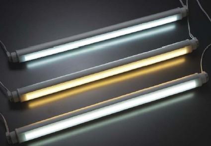 电压: 85 ~ 265v ac 流明值: 1290lm 功率: 15w (相对于普通荧光灯管