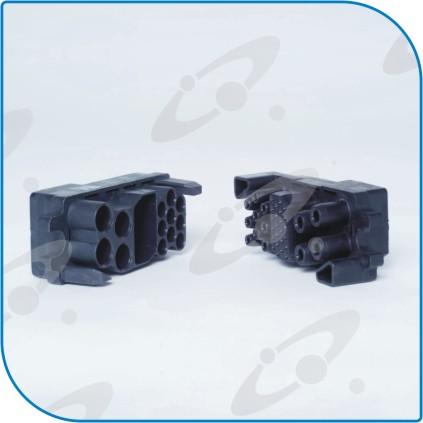模块电源连接器 机柜连接器,可与ELCON连接器互换