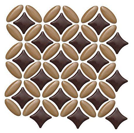 陶瓷菱形马赛克