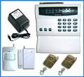 GSM无线报警器 小区联网报警系统 家庭防盗器