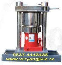 厂家补贴供应手动液压香油机 全自动香油榨油机