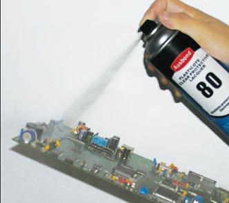 奥斯邦80电路板透明保护剂,线路板三防漆,电子绝缘保护剂