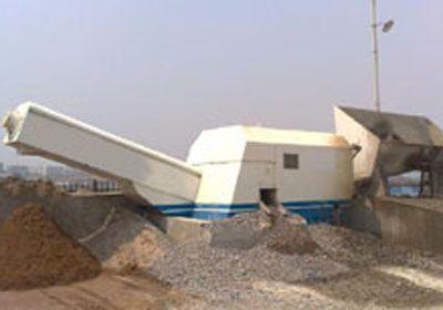 混凝土回收机  联系电话: