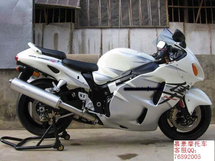 08款铃木gsx1300隼摩托车