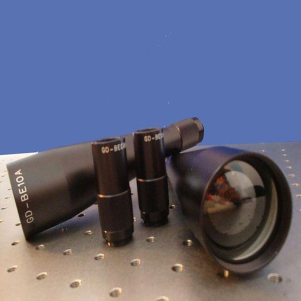 激光准直扩束镜头