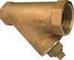 美国TALOAR泰勒进口阀门青铜&黄铜Y型过滤器