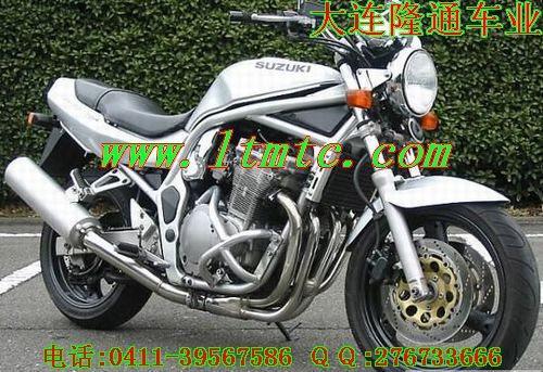 新款进口铃木 GSX R1000 K8 摩托车 特价 4500元图片