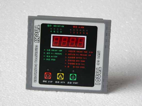 发电机组控制器TB201