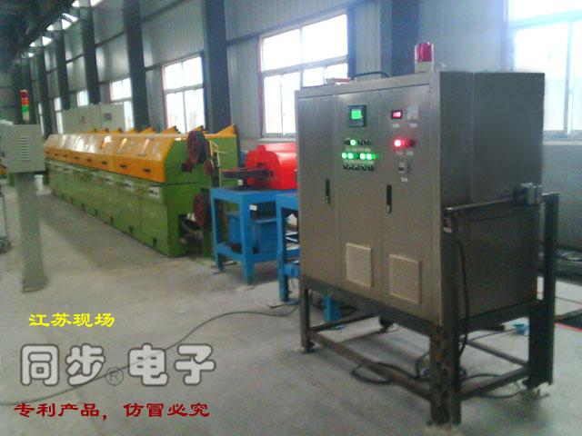焊丝高压静电自动涂油机(专利产品)(TBPS-C-03)