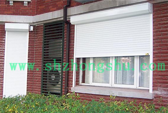 电动卷帘窗欧式卷帘窗阳台防盗窗工厂直销售后