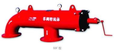 手摇刷式SSF型过滤器