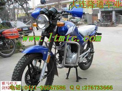 低价出售新款进口雅马哈天剑 YPR125摩托车 特价:2800元