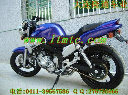 低价出售新款进口雅马哈海豚250摩托车 特价:3300元