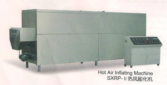 ZH65-ⅢA双螺杆挤压膨化机