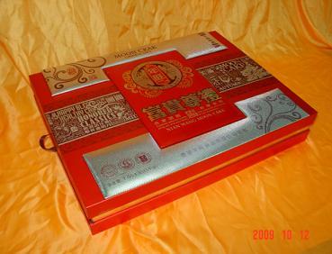 月饼盒、礼品盒、茶叶铁罐包装、酒类包装-K7