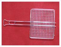 供应不锈钢烧烤网 烧烤架批发 方形烧烤网 包边烧烤网、圆形烧烤网