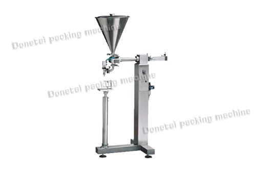 膏体灌装机丨单头立式膏体灌装机-成都机械包装