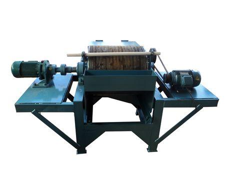 弱磁性矿物的湿法分选机|高强磁湿式磁选机