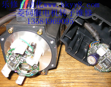 三菱伺服电机维修三菱伺服驱动器维修
