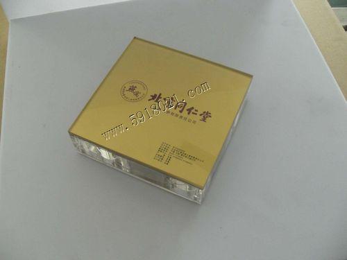 有机玻璃月饼展现包装盒,压克力食物装潢盒