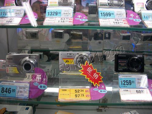 亚克力手机陈列架,压克力相机展示架,有机玻璃相机托架