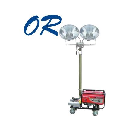 SFW6110厂家,SFW6110C应急照明车,SFW6110C