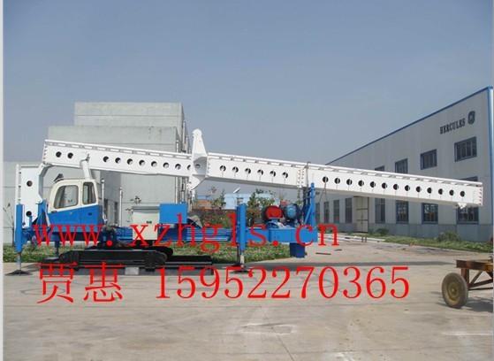 高速铁路打桩机高铁打桩机铁路打桩机高铁路基处理桩工机械设备