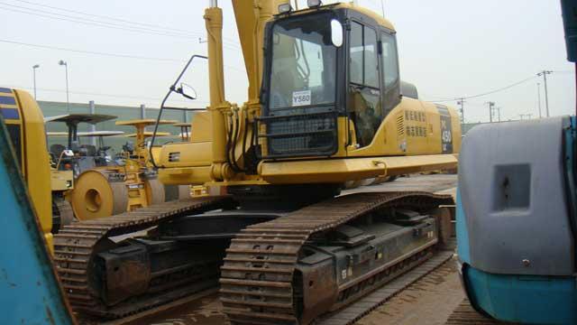 小松二手大型挖土机450-7