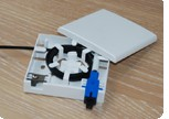 光纤桌面盒,光纤盒,光纤接续盒,