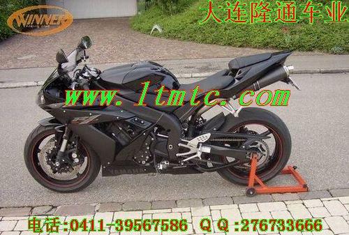 新款进口07款 雅马哈YZF-R1摩托车 特价:5500元