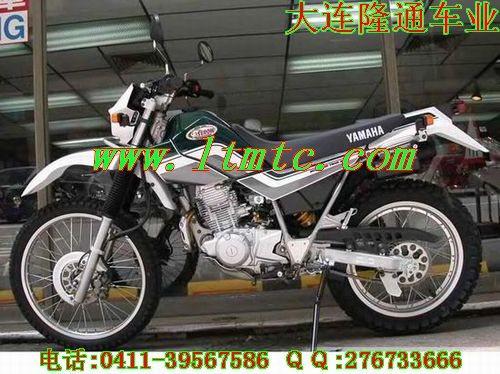 新款进口雅马哈山叶XT225摩托车 特价:2700元