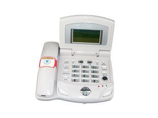 电话机伪装型防盗报警主机-无线智能报警系统