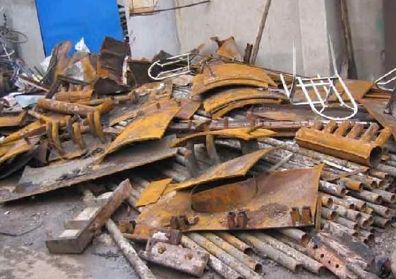 愈扬回收废铁 钢材下脚料 废弃工厂整体回收 拆迁承包